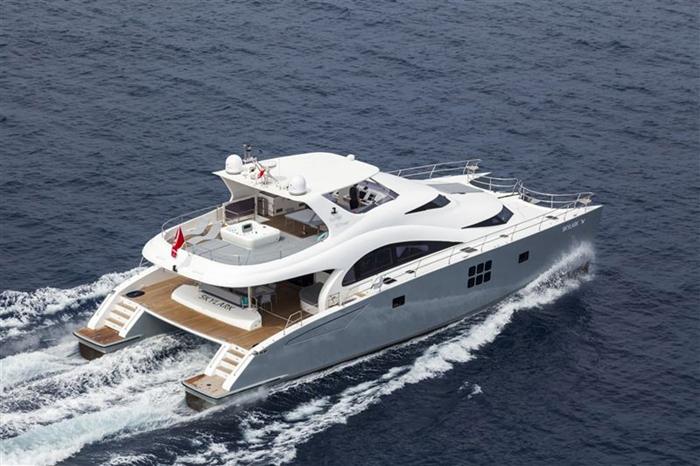 Yacht Skylark