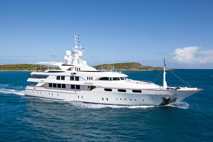 Yacht Starfire