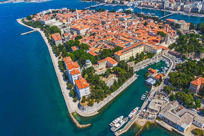 Zadar yacht charters