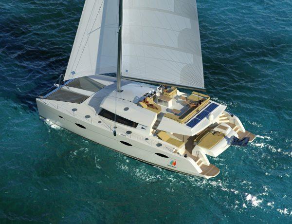 Catamaran Aletheia