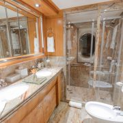 Allegria guest bathroom