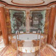 Allegria master bathroom