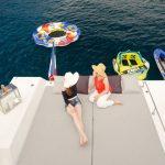 Altesse champagne deck