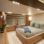 Amore Mio master cabin