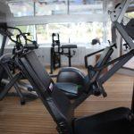 Apogee sundeck gym