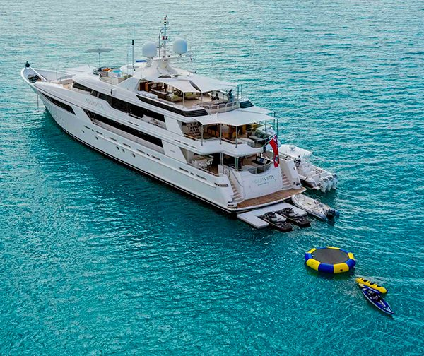 Yacht Aquavita
