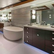 Aquavita master bathroom