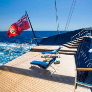Aquijo lower aft deck