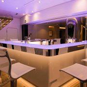 Aquijo main deck bar
