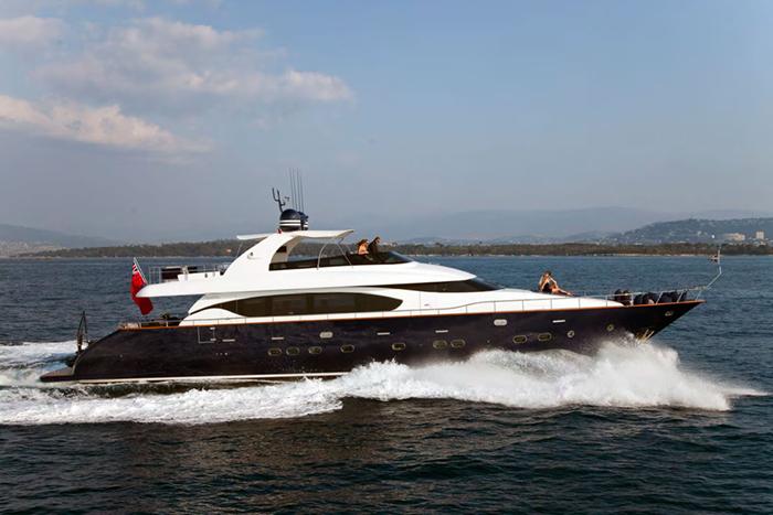Yacht Asha