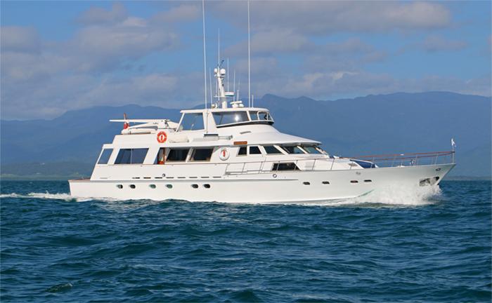 Yacht Bahama