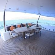 Barracuda Red Sea aft deck