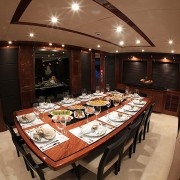 Barracuda Red Sea dining