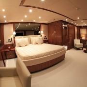 Barracuda Red Sea master cabin
