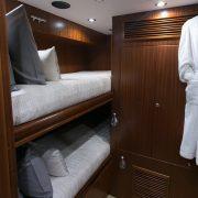Beachfront bunk cabin