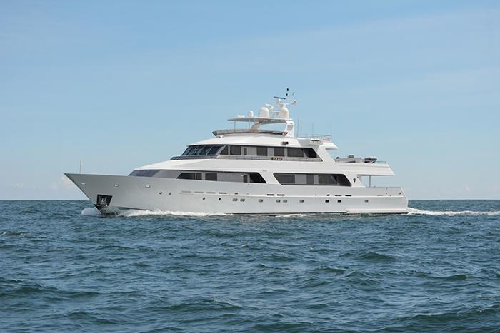 Yacht Brio