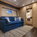 BW convertible cabin