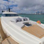 BW forward deck