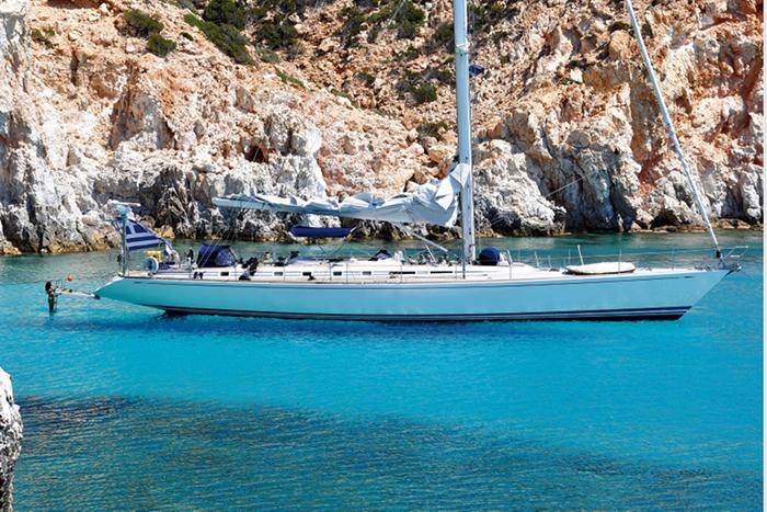 Yacht Callisto