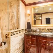Royale guest bathroom