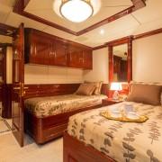 Casino Royale twin cabin