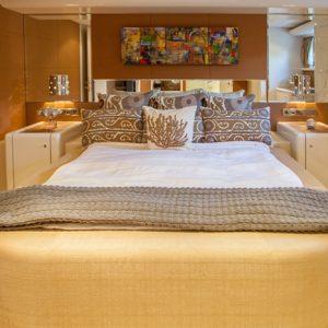 Charisma guest cabin