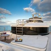 Checkmate master cabin private deck