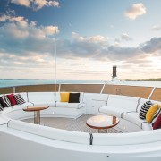 Checkmate sundeck seating