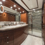 Checkmate vip bathroom