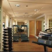 Christina O gym