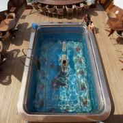 Christina O pool