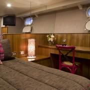 Cosmos guest cabin