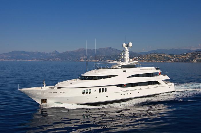 Yacht Diamond A