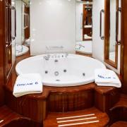 Dream B master bathroom