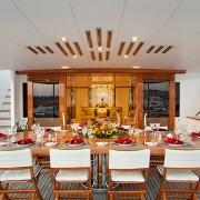 Eclipse deck dining
