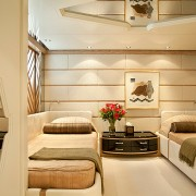 Eclipse twin cabin