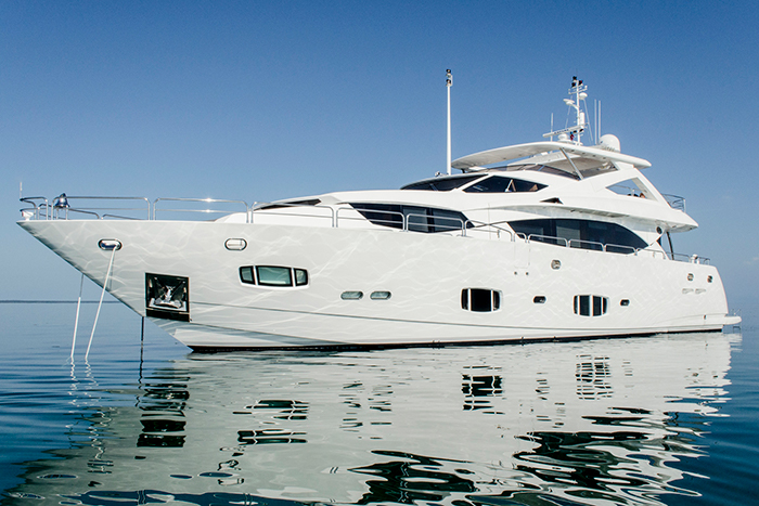 Yacht Emrys