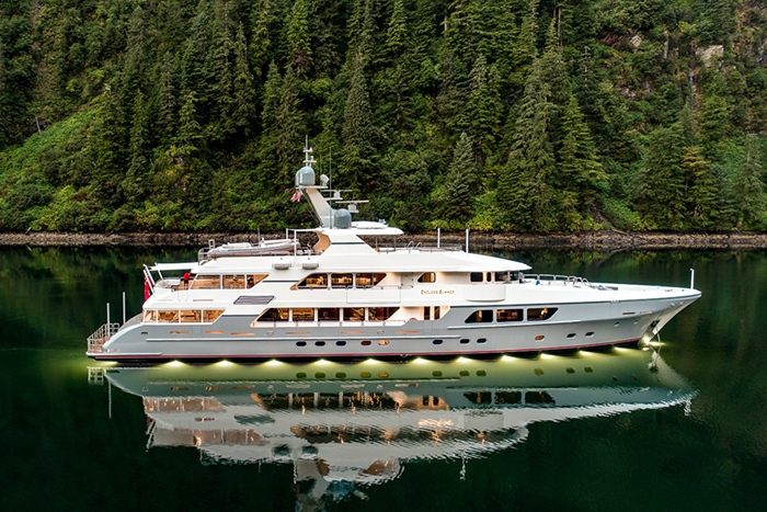 Yacht Endless Summer 164ft
