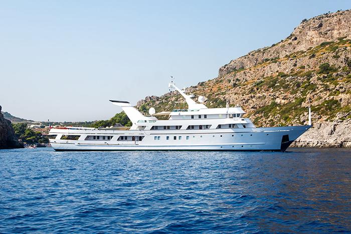Yacht Esmeralda