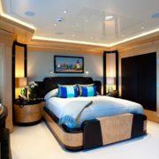 Excellence V guest cabin
