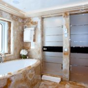 Excellence V master bathroom