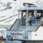 Alaskan Story stern