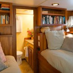 Alaskan Story twin cabin