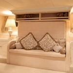 Kayana master cabin seating
