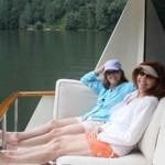 Northern Light deck seating