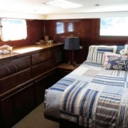 Northern Light master cabin