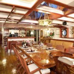 Pacific Yellowfin salon dining