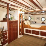 Pacific Yellowfin master cabin
