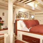 Pacific Yellowfin guest cabin