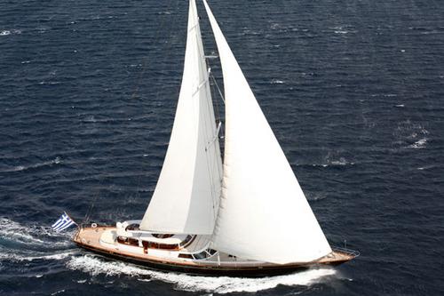 Yacht Gitana